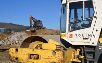 Molina : entreprise de travaux publics du Groupe Cheval