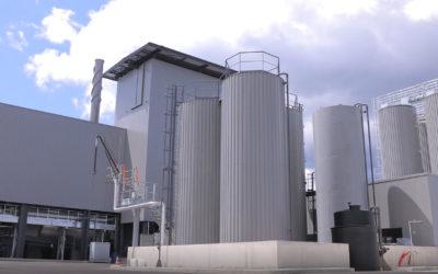 Un brûleur biocombustible pour Drôme Ardèche Enrobés