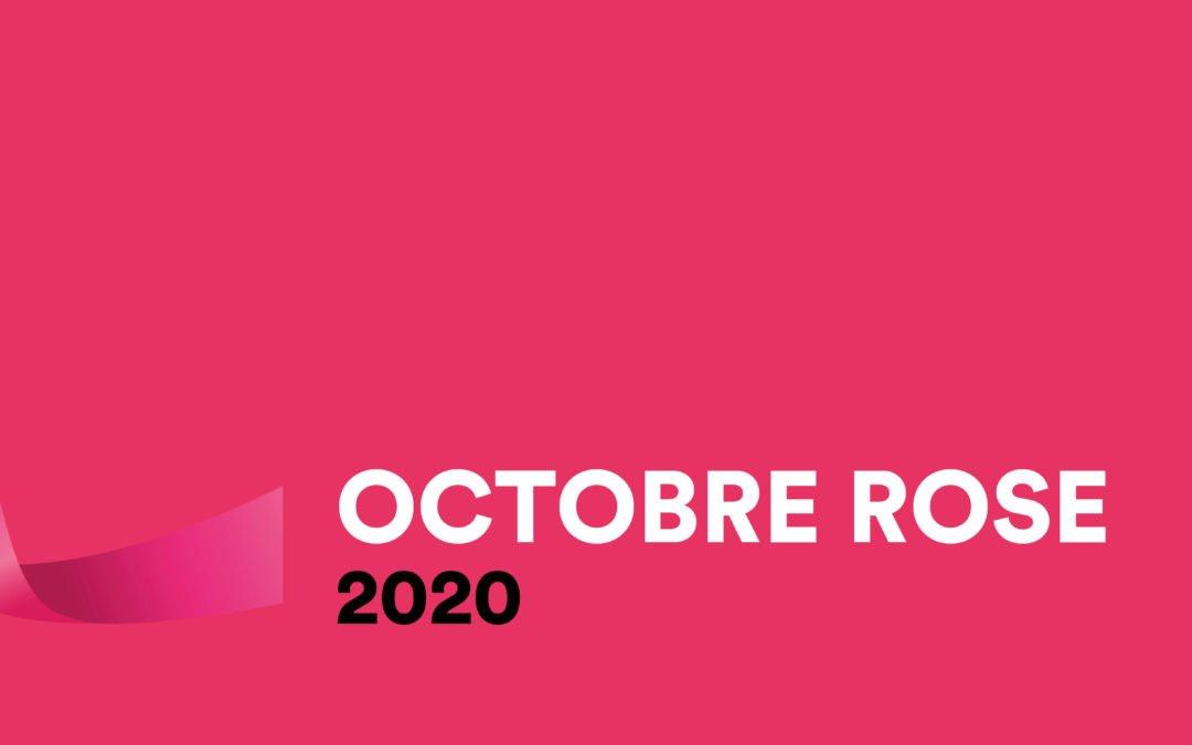 Au Groupe Cheval nous soutenons#octobrerose !