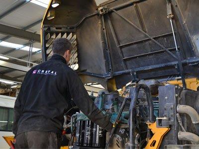 Cheval maintenance recrute son électro-mécanicien